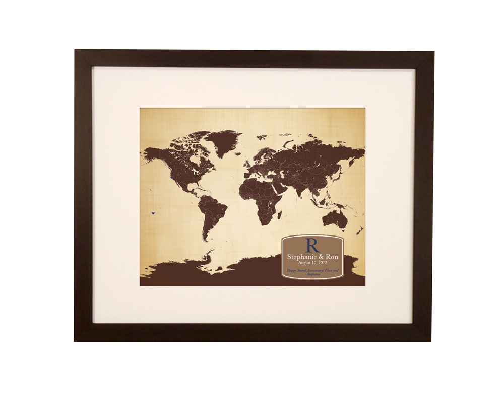 World map personalized family travels map anniversary gift idea world map personalized family travel map wedding anniversary gift idea gumiabroncs