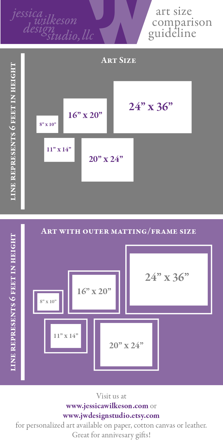 art-size-comparison-guide-frame-size-options