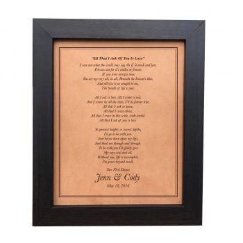 leather song lyrics