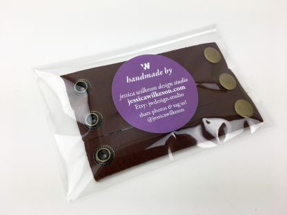 packaged and handmade by Jessica Wilkeson