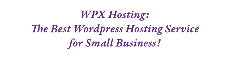 WPX Hosting Video Review