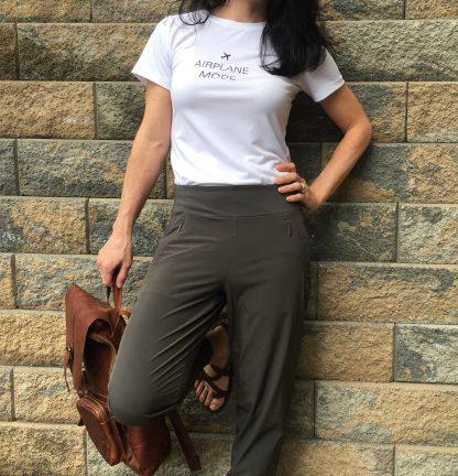 airplane mode t-shirt womens