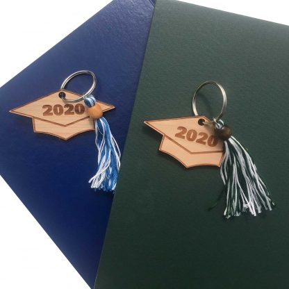 graduation key chain holiday ornament