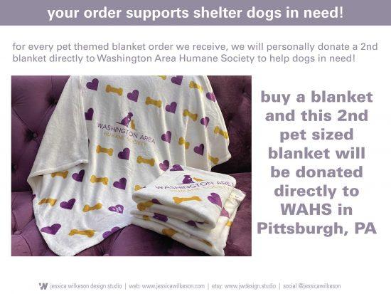 buy one give one fleece blankets