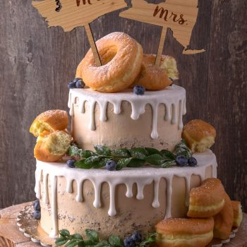 JW Design Studio Gifts cake toppers