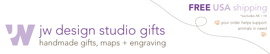 JW Design Studio Gifts